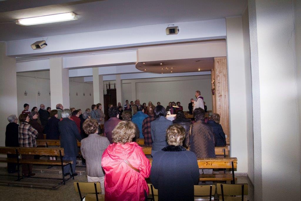 Última Eucaristía 20/03/2010