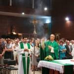 Incensiando la Cruz 13/09/2009