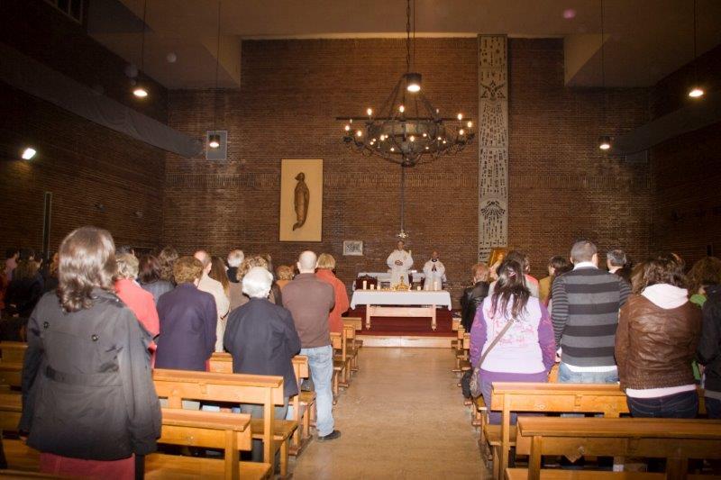 Última celebración Sto. Tomás 20/03/2009