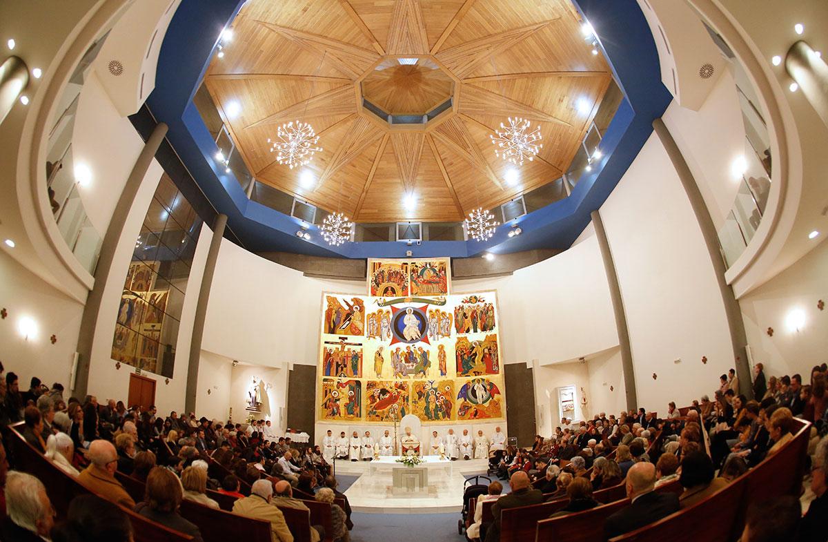 Eucaristía de Acción de gracias por el 50 Aniversario de la Parroquia23 de Febrero 2019