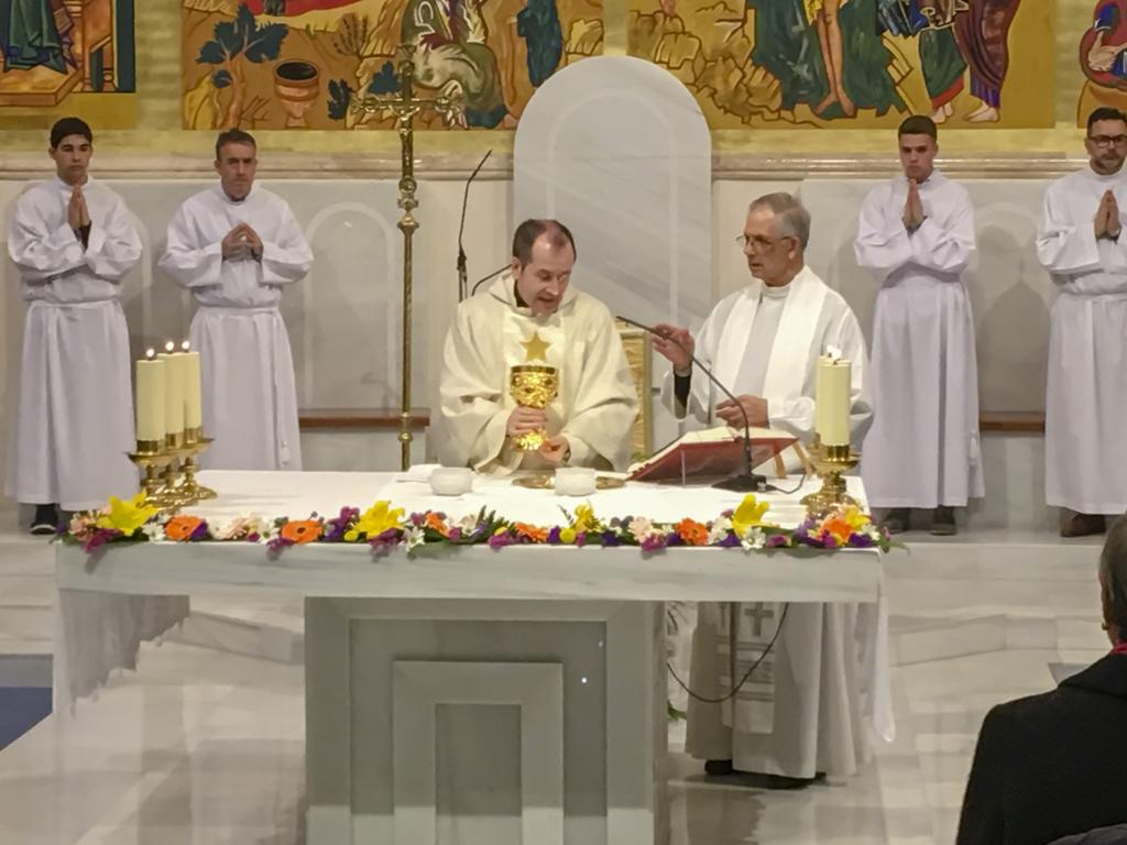 IX Aniversario de la Bendición y Dedicación del Templo Parroquial21 de Marzo de 2019