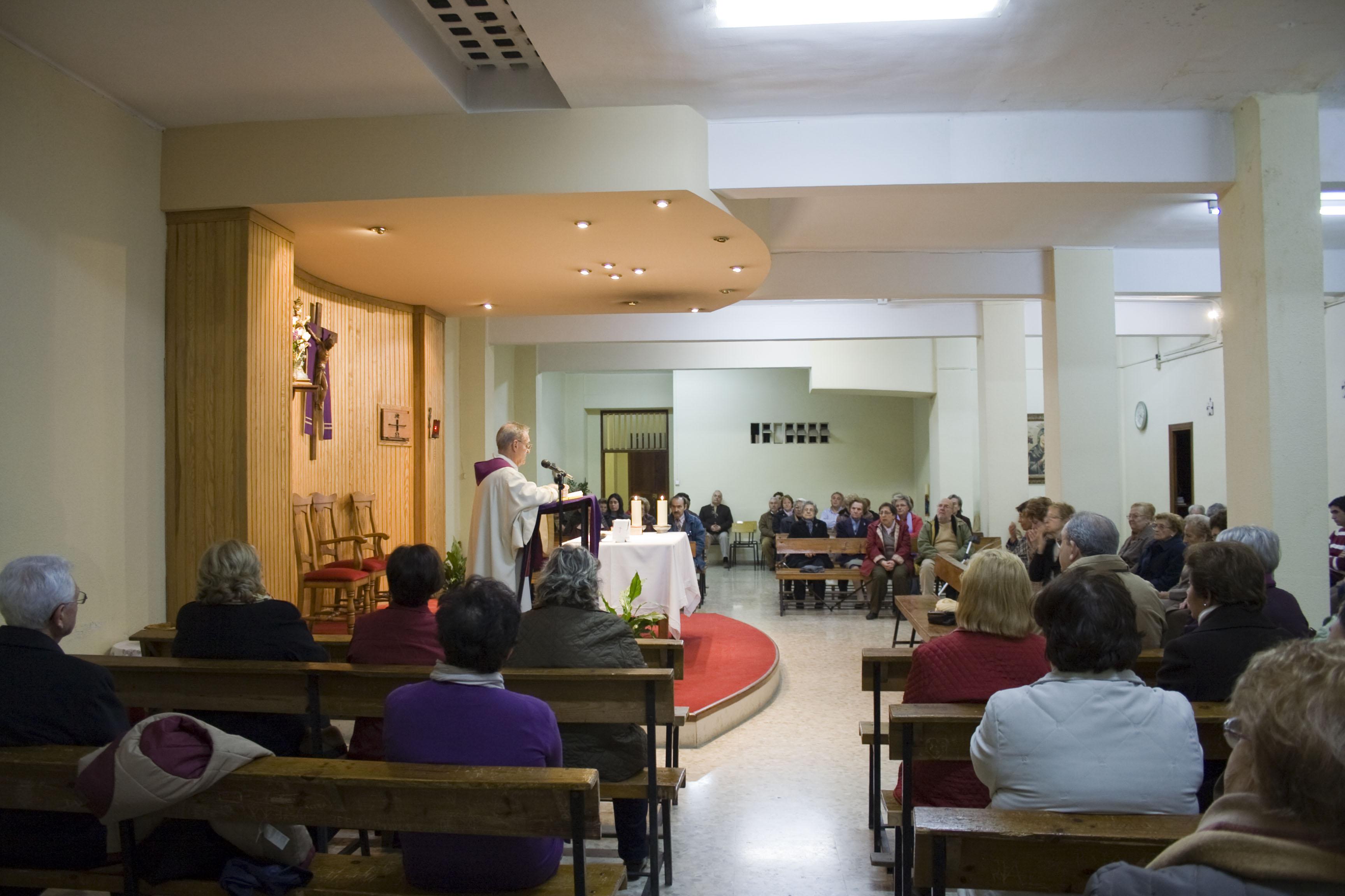 Últimas celebraciones en los antiguos templos de la Epifanía del Señor y Sto. Tomás de Villanueva