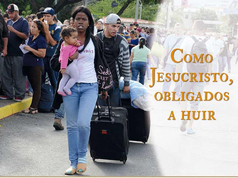Jornada Mundial del Migrante y del Refugiado