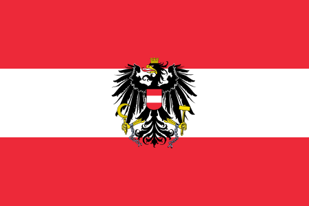 Bandera Nacional de Austria