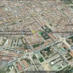 Mapa situacion Salon Juan XXIII