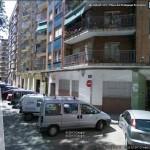 Salon Juan XXIII  - Rafael Cort esquina Plaça Pedagogo Pestalozi