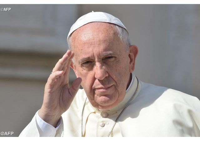 papa franciscoAFP4274597